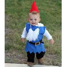 Gnome Toddler Halloween Costume Garden Gnome Costume Sew Halloween Costumes Kids