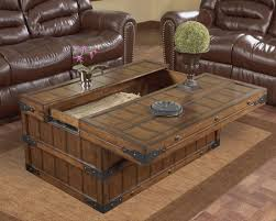 Rustic Square Coffee Table With Storage Coffee Table Coffee Table Square Large Rustic With Storage Gray