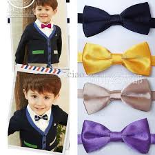 children tying bow ties for boys ties necktie neck ties silk