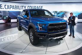 Ford Raptor Blue - the ford raptor returns but without a v8