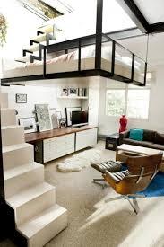 Space Saving Bed Ergonomic Lounge Chair Eames Design Plus Sheepskin Rug Also