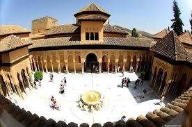 Los Patios Hotel Granada by Patio De Los Leones In Granada Spain Lonely Planet