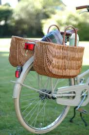 bikes wicker bike basket rear nantucket bike basket pet bike