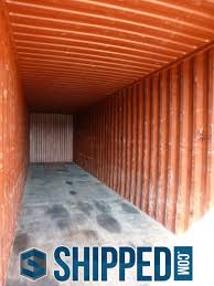 shipping container texas we deliver 40ft high cube secure