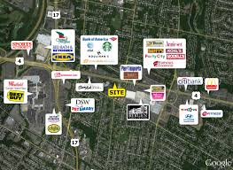 Garden State Plaza Store Map by Route 4 Retail The Goldstein Group Nj And Ny Retail Real Estate