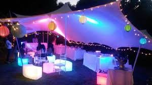 party furniture rental event furniture hire durban lighted furniture