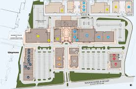 nordstrom floor plan towne place at garden state park retail space in south jersey