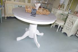 Distressed White Table Dining Room Fascinating Furniture For Small Vintage Dining Room