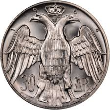 greece 30 drachmai km 87 prices u0026 values ngc