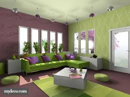 purple livingroom charming green purple living room ideas t interior paint purple
