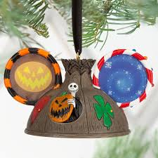 the nightmare before christmas home decor tim burton u0027s the nightmare before christmas ear hat ornament