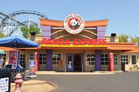 Six Flags St Panda Express Six Flags Saint Louis Eureka Missouri Image