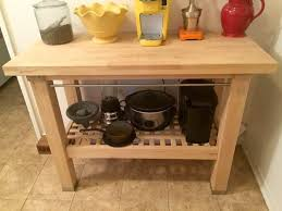 Kitchen Island Chopping Block Ikea Groland Kitchen Island Butcher Block For Sale In Los Angeles
