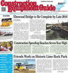 northeast 24 2015 by construction equipment guide issuu