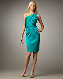 one sleeve party dresses dress yp