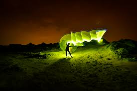 Light Painting Landscape Photography by Light Painting Light Painting Photography Part 2