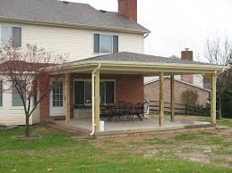Backyard Patio Cover Ideas by Unique Patio Cover Ideas As Wells As Custom Freestanding Patio