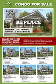customizable design templates for rental postermywall