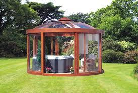 Backyard Gazebo Ideas 26 Spectacular Tub Gazebo Ideas