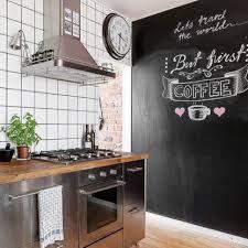 tableau craie cuisine tableau ardoise deco cuisine finest peinture tableau noir sur