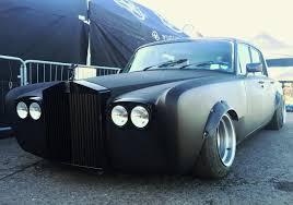rolls royce 80s rolls royce drift car is a silver shadow 2771 1944 carporn