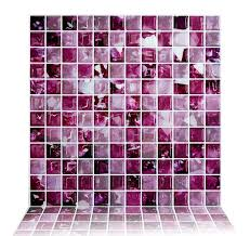 Kitchen Backsplash Tile Stickers Aliexpress Buy Sale Kitchen Tile Stickers 10 X10