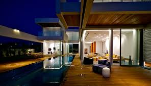 modern luxury villas designed by gal marom architects pics with