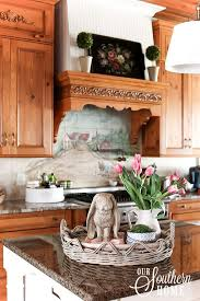 Southern Home Decorating Ideas Spring Decorating Ideas Our Southern Home