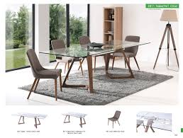 Casual Dining Room Chairs by 8811 Table And 941 Chairs Modern Casual Dining Sets Dining Room