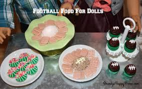 cuisine am ag originale football food for dolls jpg