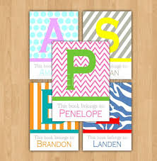 34 best bookplates images on pinterest book labels free