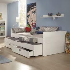 letto cassetti letto piazza e mezza per ragazzi con possibilit罌 di 2箍 letto e