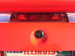 mustang third brake light restore opr mustang convertible 3rd brake light 393170 86 93 convertible