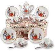 bunny tea set bunny tea set ebay
