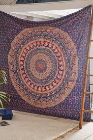 urban outfitters wall decor magical thinking logan medallion tapestry magical thinking