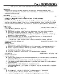 science resume exles science resume tips political science resume exles 424754