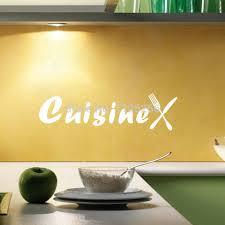vinyl mural cuisine kitchen quote cuisine vinyl wall stickers mural decal