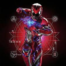 power rangers movie 2017 red ranger fabiodesign18 deviantart