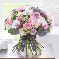 luxury flowers luxury flowers orchid roses handtied isle of wight flowers