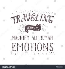 travel phrases images Vector handlettering quote travel motivation phrases stock photo jpg
