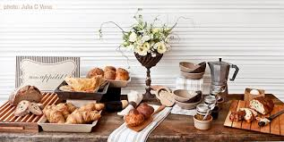 breakfast table french inspired breakfast table at home with kim vallee