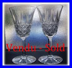 louis bicchieri bicchieri di cristallo louis tarn 16 cm stock 0