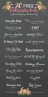 wedding invitations font free calligraphy fonts for drop dead gorgeous wedding stationery