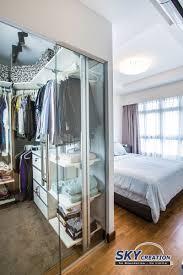 anchorvale road contemporary hdb interior design master bedroom