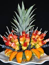 edible fruit centerpieces a harmony of flavors easy to make an edible fruit centerpiece