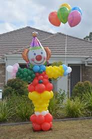 clown balloon outdoor balloon clown balloon creations