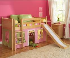bedroom mesmerizing bunk beds with stairs and desk and slide