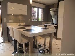 cuisine parall鑞e cuisine parallele avec ilot luxe cuisine parallele avec ilot 100