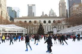 the of bryant park s winter ny daily news
