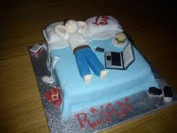 how to make a cake for a boy boys bedroom cakecentral